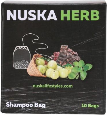 Nuska Herb shampoo Bag