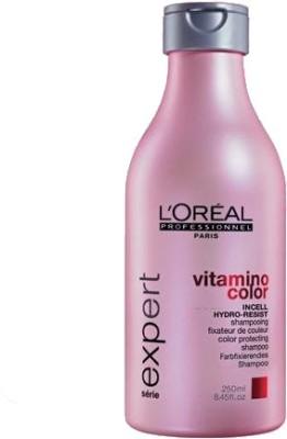 L, Oreal Paris Professionnel Serie Expert Vitamino Color Shampoo