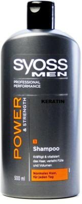 Syoss Men Power & strength shampoo