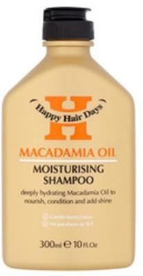 Happy Hair Days Macadamia Oil Moisturising Shampoo