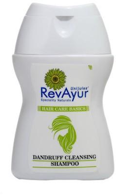 RevAyur Hair Care Basics Dandruff Cleansing Shampoo