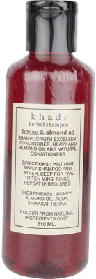Parvati Khadi Gramudyog Honey & Almond Oil(210 ml)