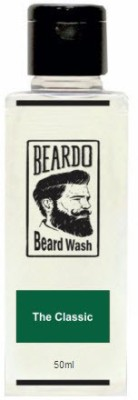 Beardo The Classic Beard Wash