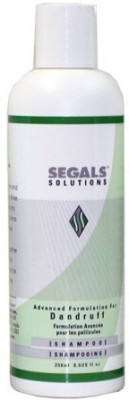 Segals Solutions Advanced Dandruff Shampoo