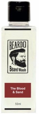 Beardo The Blood & Sand Beard Wash