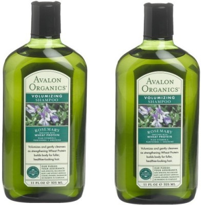 Avalon Organics Volumizing Rosemary (Pack of 2)