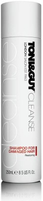 Toni & Guy For Damaged Hair Cleanse Shampoo