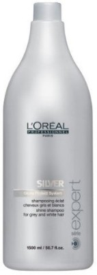 L, Oreal Paris Professionnel Serie Expert Silver Shampoo