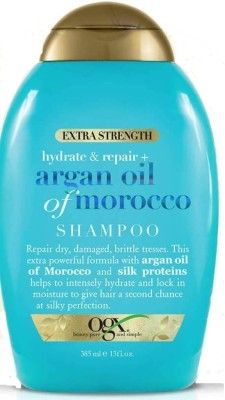 OGX Extra Strength Hydrate & Repair,Argan Oil Of Morocco Shampoo