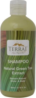 Terrai Green Tea Extract Shampoo