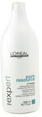 L, Oreal Paris Professionnel Serie Expert Pure Resource Shampoo for Unisex