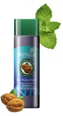 Biotique Bio Walnut Bark Fresh Lift Body Building Shampoo