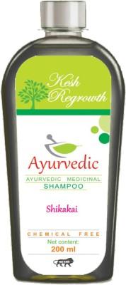 Kesh Regrowth Shikakai Ayurvedic Medicinal Shampoo