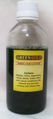 Green Gold Hair Cleanser