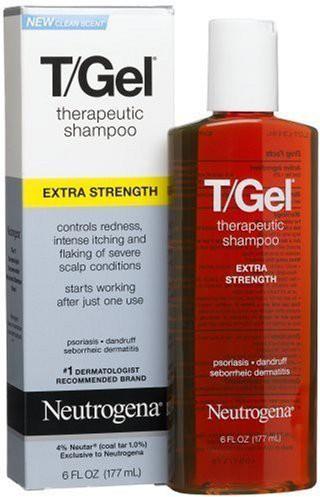 Neutrogena T - Gel Therapeutic Extra Strength Shampoo(177 ml)