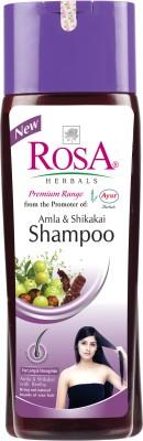 Rosa Herbals Amla & Shikakai Shampoo
