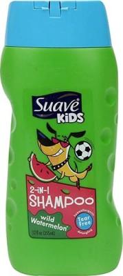 Suave Kids 2 In 1 Shampoo - Wild Watermelon