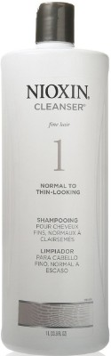 Nioxin Cleanser System 1