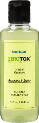 Healthbuddy Zerotox Herbal Rosemary & Jojoba Shampoo