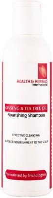 Health And Herbals International nourishing shampoo
