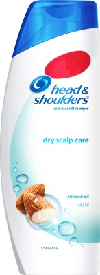 Head & Shoulders Dry Scalp Care Shampoo(340 ml)