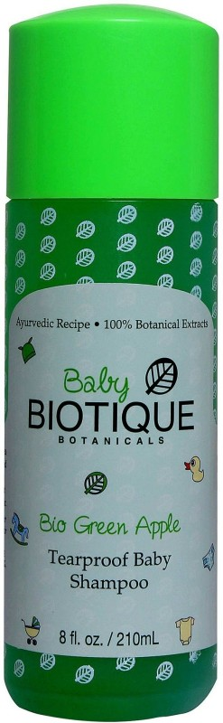 Biotique Bio Apple Tearproof Baby Shampoo(210 ml)