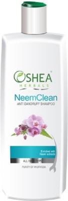 Oshea Herbals Neemclean - Anti Dandruff Shampoo 500 Ml (All Hair Types)
