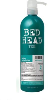 TIGI BED HEAD RECOVERY SHAMPOO URBAN ANTI-DOTES DAMAGE EVEL 2