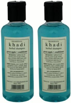 Khadi Natural Green Apple