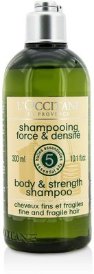 L'Occitane Aromachologie Body & Strength Shampoo (Fine and Fragile Hair)(300 ml) at flipkart