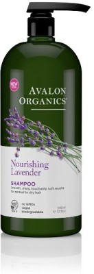 Avalon Organics Shampoo Lavender