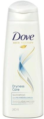 Dove Dryness Care Shampoo(340 ml)