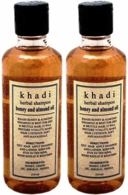 Khadi Natural Honey & Almond Oil SHAMPOO