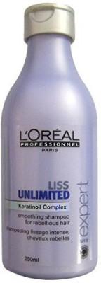 L,Oreal Paris Professional Liss Unlimited Purple