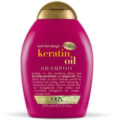 OGX Ogx Anti Breakage Keratin Oil Shampoo 250ml
