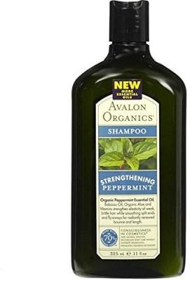 Avalon Organics Organics Strengthening Shampoo