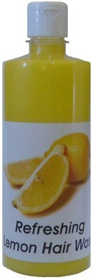 Spaanand Lemon Hair Wash