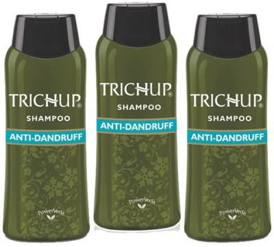 Trichup Anti Dandruff Herbal Shampoo Combo Pack