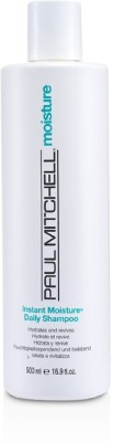 Paul Mitchell Moisture Instant Moisture Daily Shampoo (Hydrates and Revives)(500 ml)