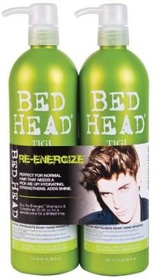 Tigi Bed Head Re - Energize Shampoo & Conditioner