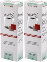 Atrimed Scurfol Anti-Dandruff Topical Pack of 2(200 ml)