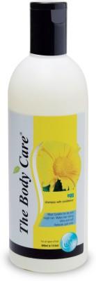 The Body Care Egg Shampoo