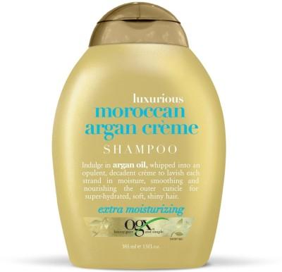 Organix Org Luxury Moroccan Argan Cream Shampoo