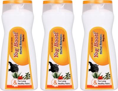 Yogbooti Shampoo With Aloe Vera & Neem