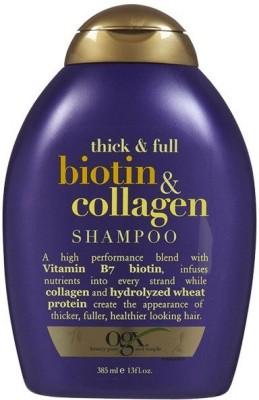 Ogx Thick & Full Biotin Collagen ( Organic ) Shampoo