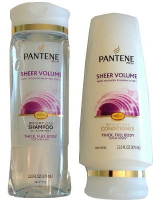 TRESemme Keratin Smooth W / Tresemme Platinum Strength Shampoo And Conditioner