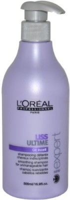 L, Oreal Paris Professionnel Expert Liss Ultime Shampoo - Imported