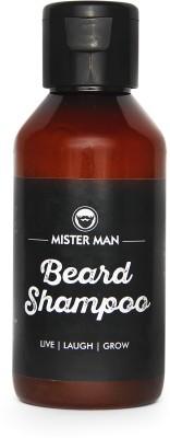MisterMan Beard Shampoo Lime
