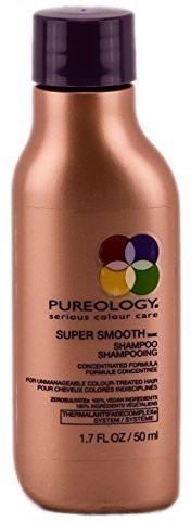 Pureology Super Smooth Shampoo for Unisex, 1.7 Ounce(50 ml)