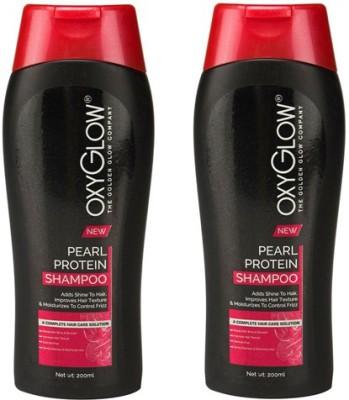 Oxyglow Pearl Protein Shampoo